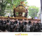 千囃連さん:富岡八幡宮 例大祭