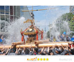 KYさん:富岡八幡宮例大祭