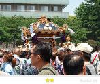 Sさん:2012年三社祭
