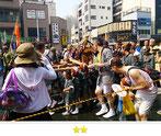 たけさん: 深川八幡祭り
