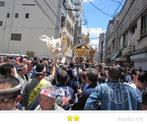千囃連さん:鳥越神社御祭礼