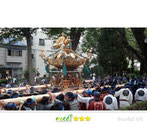 横山秀行さん:牛嶋神社大祭