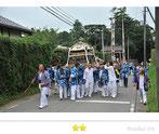 八重垣写真館さん: 長岡八坂神社祭礼