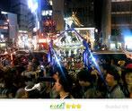 JPさん:青山熊野神社例大祭