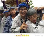 水原さん:隅田川神社例大祭