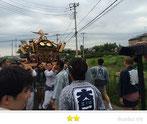 恵利子さん: 大門八坂神社祭礼