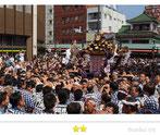 あつしさん: 三社祭