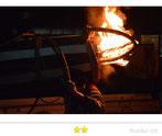 DAISUKEさん: 京都鞍馬の火祭