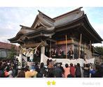 八重垣写真館さん: 八重垣神社 節分