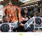 スミダごはんさん:牛嶋神社大祭