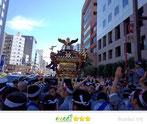 まさヤンさん:亀戸天神社大祭