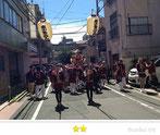 svanejyuさん: 王子神社例大祭