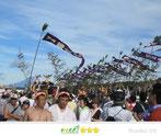 千囃連さん:茅ヶ崎 濱降祭