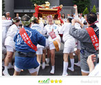 あつしさん:素盞雄神社天王祭