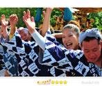 maruchanさん:三社祭