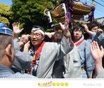 2012年元三島神社例大祭