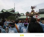 こざパパさん: 亀戸天神社例大祭