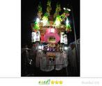 マルモさん:小松八幡神社祭典