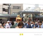 大鐡さん:深川神明宮例大祭