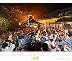 八重垣写真館さん: 葦萱神社例大祭