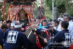 牛嶋神社大祭・鳳輦神幸祭を2日間追跡取材