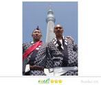BunBunさん:東京スカイツリー神輿パレード