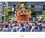 八重垣写真館さん:八日市場東照宮例大祭
