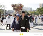 横須賀太郎さん:第36回よこすかみこしパレード