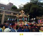 恵利子さん: 鹿島大神例大祭