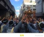 まさヤン:牛嶋神社祭礼
