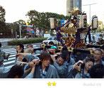 たけさん: 青山熊野神社例大祭
