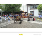 大鐡さん:亀戸香取神社例大祭