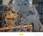 カエルさん:深川八幡祭り