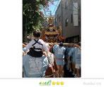 ともチンっ♪さん:亀戸天神社例大祭