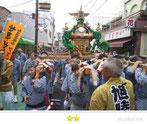 めがね工房なかじまさん: 和樂備神社御祭礼