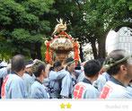 svanejyuさん:五絛天神社大祭