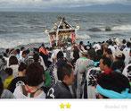河友睦さん:茅ヶ崎・浜降祭