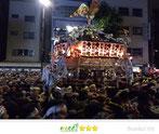 ろくさん: 鳥越祭
