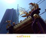まさヤンさん:東京スカイツリー神輿パレード
