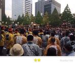 まさヤンさん: かわさき市民祭り