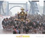 八重垣写真館さん:富岡八幡宮例大祭