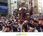 svanejyuさん: 下谷神社例大祭