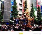 虎落笛さん:神田祭
