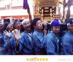 大竹敬一さん:亀戸天神社例大祭