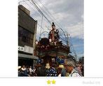 おまめさん:佐原の大祭