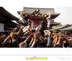 千囃蓮さん: 三社祭