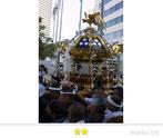 タクさん:住吉神社大祭