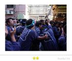 松さん:鳥越祭