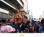 みっきーさん: 亀戸天神社例大祭