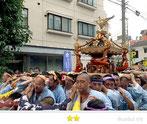 JPさん: 亀戸天神社例大祭